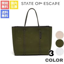 State of Escape ネオプレン フライグソロ トートバッグ