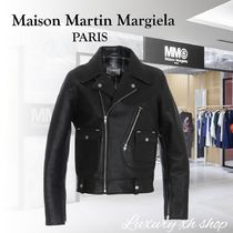 [関税・送料無料]  ★21SS★ Maison Margiela LEATHER JACKET