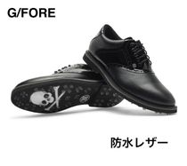 G FORE(ジーフォア) メンズ・シューズ 送料込*G/FORE Saddle Gallivanter Golf Shoes 2021防水レザー
