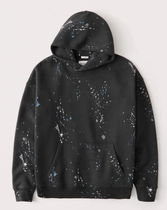 Abercrombie & Fitch Paint Splatter Hoodie