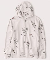 Abercrombie & Fitch The A&F Perfect Popover Hoodie