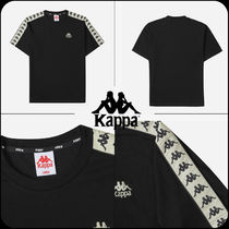 [ Kappa ]★ 222 Banda Sideline Short-sleeved T-shirt