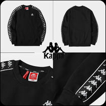 [ Kappa ]★韓国大人気★22Banda Side Line  sweatshirt