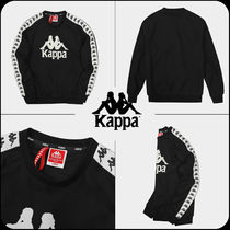 [ Kappa ]★韓国大人気★22Banda Side Big Logo  sweatshirt