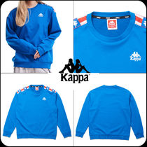 [ Kappa ]★韓国大人気★LA84 MINI LOGO MTM   sweatshirt