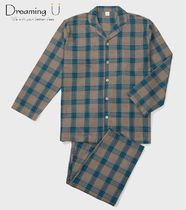 【Dreaming U】Harris Ombre Cotton パジャマ