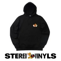 STEREO VINYLS COLLECTION(ステレオビニールズコレクション) パーカー・フーディ ●SV X JERRY● BOUCLE FACE HOODIE 3カラー
