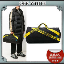 SALE!!送料込≪OFF-WHITE≫ INDUSTRIAL ダッフルバッグ