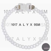 ■1017 ALYX 9SM■Roller coaster plastic and brass necklace