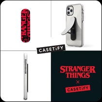 [  CASETIFY ] X [Stranger Things]★ Title Grip Stand