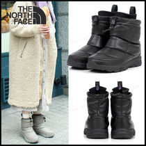 THE NORTH FACE PURPLE LABEL◆NUPTSE BOOTIE LEATHER KNIT MID