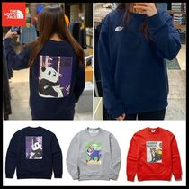 ☆THE NORTH FACE☆ GO-GREEN SWEATSHIRTS 4色