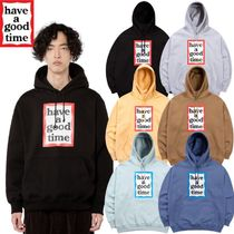 【have a good time】FRAME PULLOVER HOODIE フーディ 6色