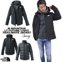 海外限定THE NORTH FACE MOUNTAIN LIGHT FL TRICLIMATE JACKET