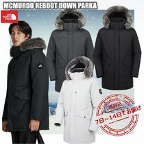 THE NORTH FACE☆M'S MCMURDO REBOOT DOWN PARKA