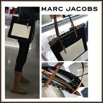 MARC JACOBS☆The Grind ショッパートート A4対応☆送料込