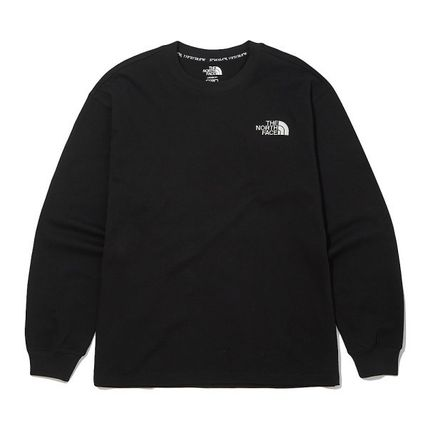 THE NORTH FACE Tシャツ・カットソー ★THE NORTH FACE★送料込★韓国 人気 PLUMAS L/S R/TEE NT7TM01(6)