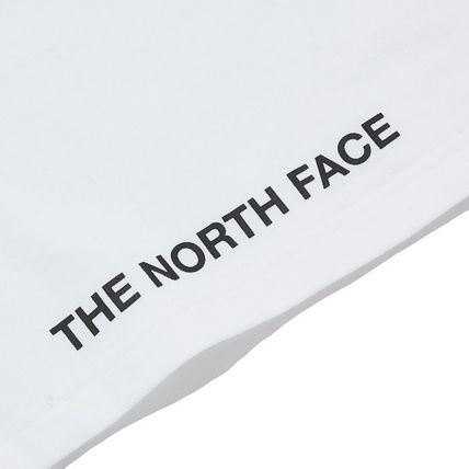 THE NORTH FACE Tシャツ・カットソー ★THE NORTH FACE★送料込★韓国 人気 PLUMAS L/S R/TEE NT7TM01(11)