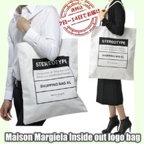 Maison Margiela☆Inside out logo bag S55WC0073 PR238
