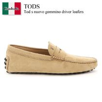 Tod s nuovo gommino driver loafers