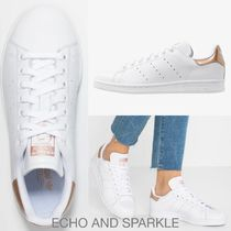 【英国発】adidas スタンスミス☆StanSmith☆rose gold metallic