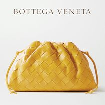 ∞∞ BOTTEGA VENETA ∞∞ The Pouch mini クラッチ☆Buttercup