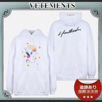 21SS/送料込≪VETEMENTS≫ HEARTBREAKER UNICORN パーカー