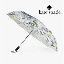 kate spade new york NYC柄 折り畳み傘 ☆送料無料/関税込み☆