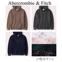 ☆Abercrombie & Fitch☆ロゴ スウェット パーカー
