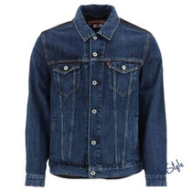 PANEL DENIM JACKET
