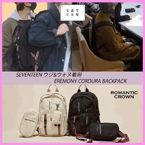 ☆ROMANTIC CROW☆CEREMONY CORDURA BACKPACK バックパック☆
