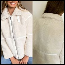 ASOS QED London borg jacket with panelling