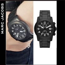 Marc by Marc Jacobs(マークバイマークジェイコブス) アナログ時計 Marc by Marc Jacobs☆Larry クロノグラフウォッチ☆MBM5052