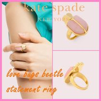 SALE*kate spade*love bugs beetle statement ring*指輪