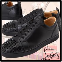 ★送料・関税込★Christian Louboutin★Louis Junior Spike.s★