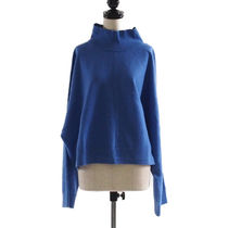 COS::WOOL CROPPED ROLL-NECK JUMPER:EUR M[RESALE]