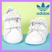 ADIDAS KIDS ORIGINALS☆STAN SMITH ベルクロ