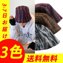 【HOLY IN CODE】◆バケットハット◆ 3-7日お届け/関税・送料込