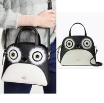 Kate Spade★ dashing beauty penguin ハンドバッグ関税送料込