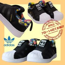 ADIDAS KIDS ORIGINALS☆SUPERSTAR スリッポン