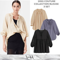 VW VERA WANG★ 20SS COUTURE COLLECTION BLOUSE 3 SET