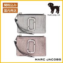 【MARC JACOBS】THE SNAPSHOT GLITTER MULTI WALLET◆国内発送◆