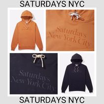 ☆Saturday NYC☆Ditch Miller Washed フーディー