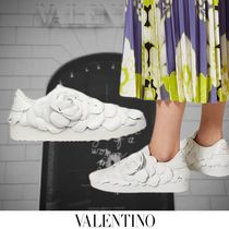 【VALENTINO】ATELIER SHOES VALENTINO ROSE EDITION スニーカー