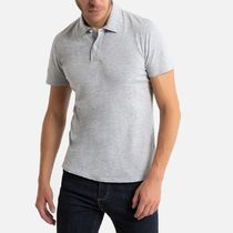 LA Redoute(ラルドゥート) ポロシャツ La Redoute Cotton Mix Polo Shirt with Short Sleeves