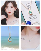 【wingbling】Jeju Light Excitement Necklace
