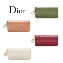 ☆Dior☆LADY DIOR VOYAGEUR ロングウォレット
