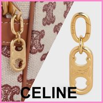 SALE*CELINE*MAILLON TRIOMPHE CHARM IN BRASS