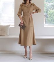 ★THE COCO★韓国人気★ Cara Dilling One Piece BEIGE