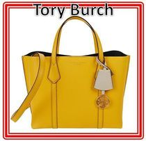 関税送料込 Tory Burch Perry Small Triple-Compartment Tote
